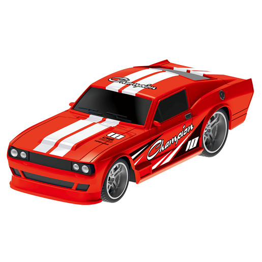 RC 1:24 Famous Racing Car - Red