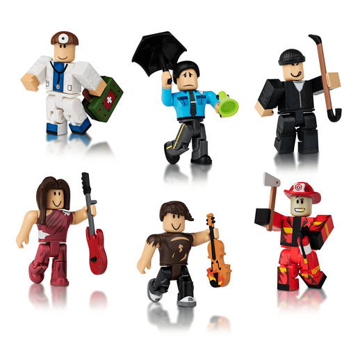 ROBLOX - Citizens of Roblox 6 Pack