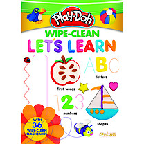 Play-Doh! Wipe-clean Activity Book