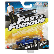Fast & Furious Vehicle - Ford GT-40