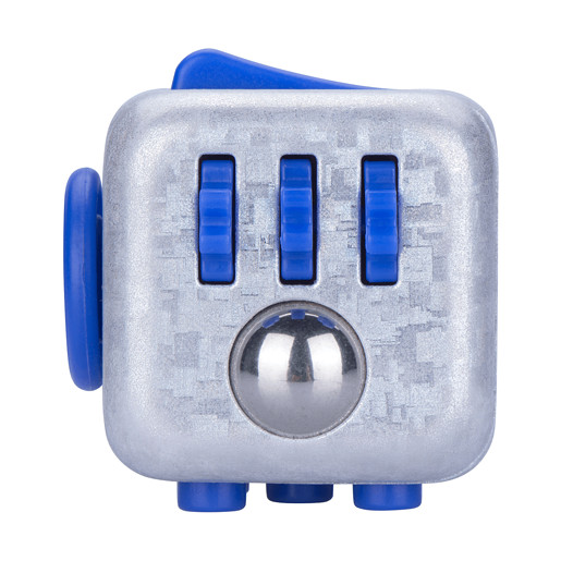 Fidget Cube Series 4 - Metallic