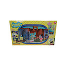 SpongeBob SquarePants The Krusty Krab Playset with 5 Figures