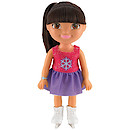 Fisher-Price Dora & Friends Sparkling Skater Dora Doll
