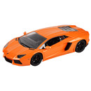 1:14 Remote Control Car - Orange Lamborghini