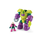 Fisher-Price Imaginext DC Super Friends - Lex Luthor Mechanical Suit