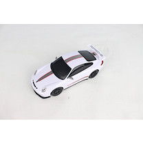 1:24 Remote Control Car - White Porsche 911 GTR3