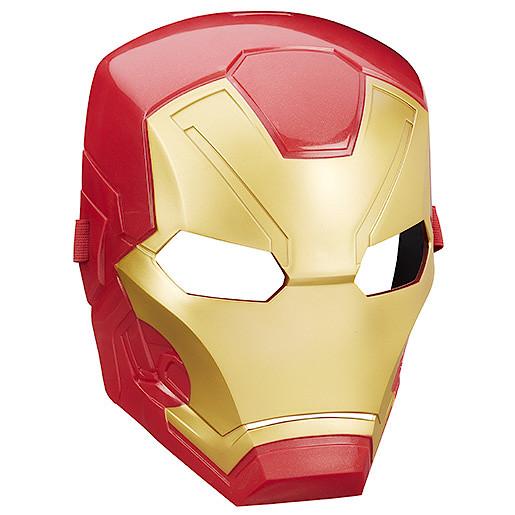 Captain America Civil War Role Play Mask  Iron Man