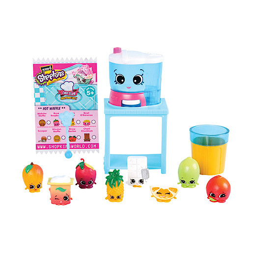 Shopkins Chef Club Deluxe Figure Pack  Juicy Smoothie Collection