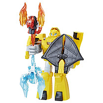 Playskool Heroes Transformers Rescue Bots Knight Watch Bumblebee