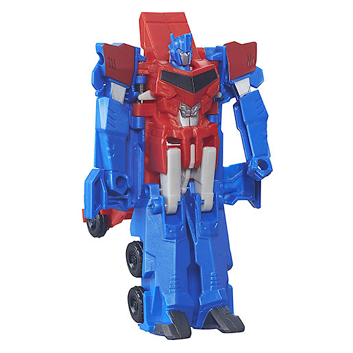 Transformers Robots In Disguise OneStep Changers Optimus Prime Figure