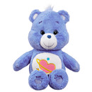 Care Bear Medium Plush With DVD - Day Dream Bear