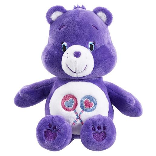 Care Bears Bean Bag Grumpy Share Soft Toy