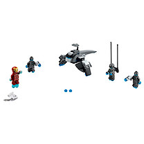 Lego Marvel Super Heroes Avengers Iron Man vs. Ultron - 76029