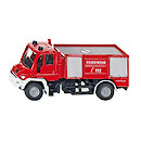 Die-Cast 1:87 Fire Engine Unimog