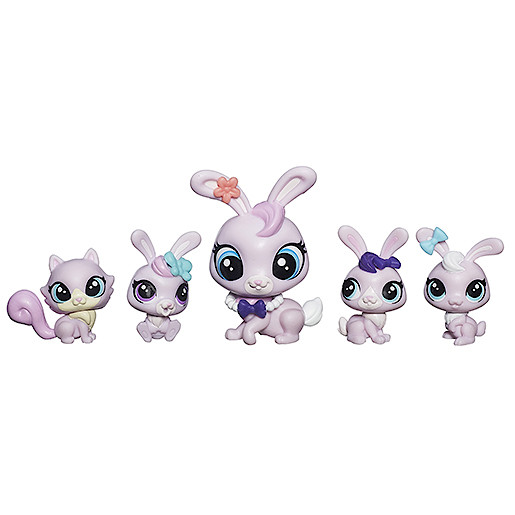 Littlest Pet Shop Mini Pet Pack  Roy Family