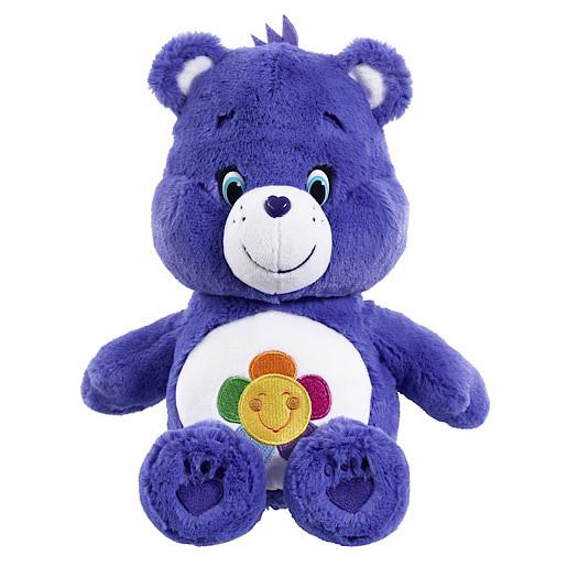 Care Bears Harmony Bear Soft Toy with DVD