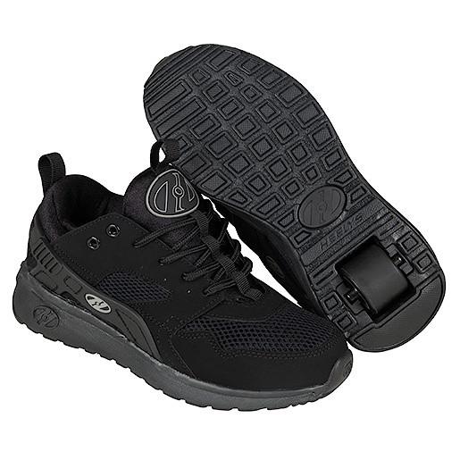 Heelys Black Force Skate Shoes Size 7