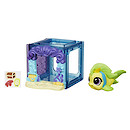 Littlest Pet Shop Mini Style Set with Fish Figure