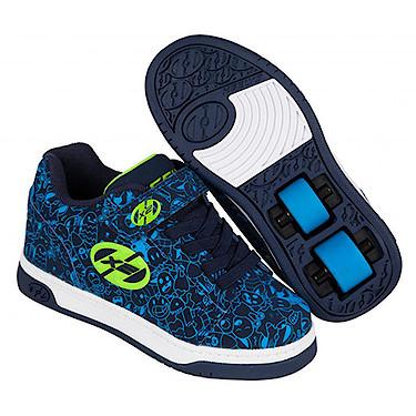 Heelys Navy X2 Dual Up Skate Shoes
