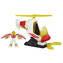 Playskool Heroes Marvel Super Hero Adventures Marvel's Falcon Talon Copter with Figure