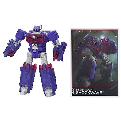 Transformers Generations Combiner Wars Legends Shockwave Figure