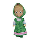 Masha and The Bear Figure - Masha with Green Dress