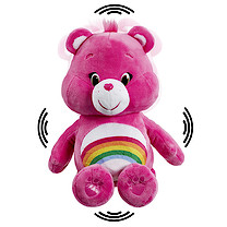 Care Bear Hug and Giggle Cheer Bear