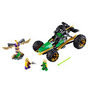 Lego Ninjago Masters of Spinjitzu Jungle Raider - 70755