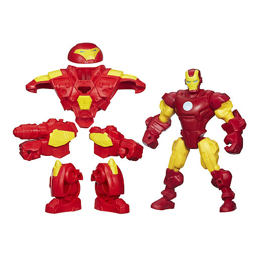 Marvel Super Hero Mashers Iron Man Hulkbuster  247a357aa1