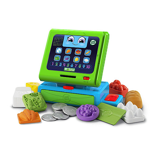 LeapFrog Count Along Cash Register Playset