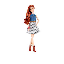 Barbie Fashionistas Doll - Denim Top
