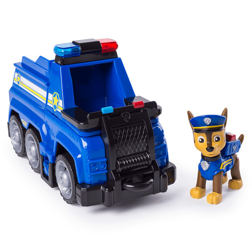 Paw Patrol Ultimate Rescue Vehicle With Pup - Chase