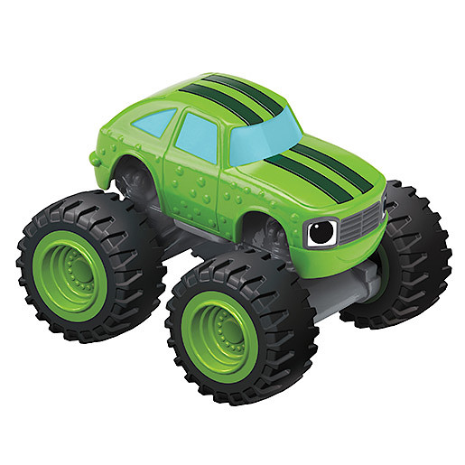 Image of Fisher-Price Blaze and the Monster Machines Die Cast Vehicle - Pickle