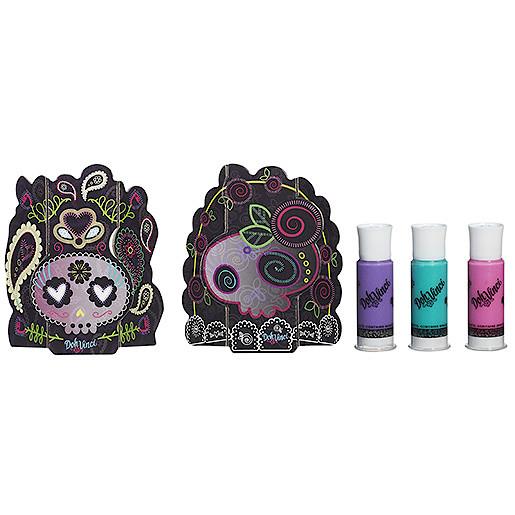Image of DohVinci Pop-Ups Art Board Refills Pack - Pop Up Skulls