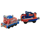 Chuggington Calley with Car