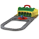 Fisher-Price Thomas & Friends Take-n-Play Tidmouth Sheds