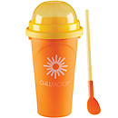 Chill Factor Tutti Fruity Slushy Maker - Orange