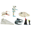 Star Wars Micro Machines Fall of the Empire Set