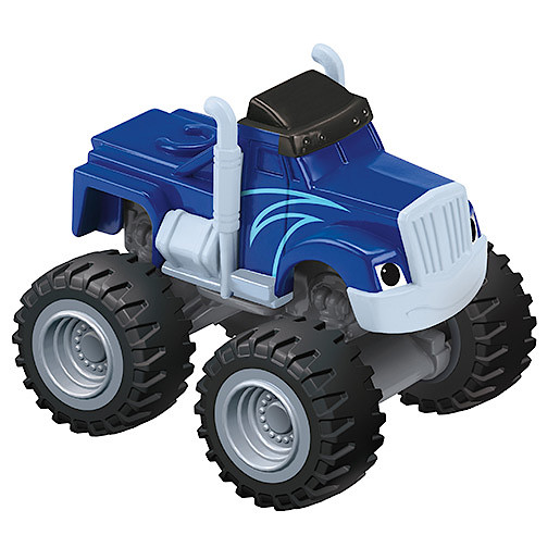 Image of Fisher-Price Blaze and the Monster Machines Die Cast Vehicle - Crusher