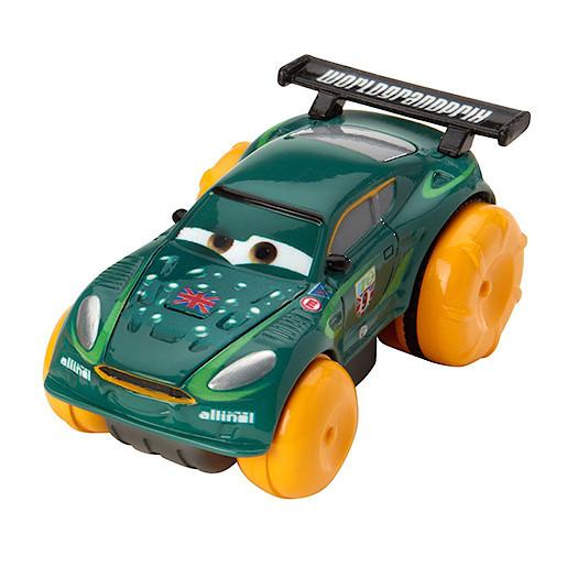 Image of Disney Pixar Cars Hydro Wheels Nigel Gearsley Vehicle