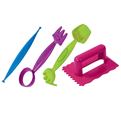 Kinetic Sand Tool Set (Styles Vary)