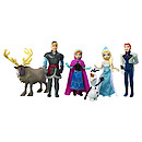 Disney Frozen Complete Story Figure Set