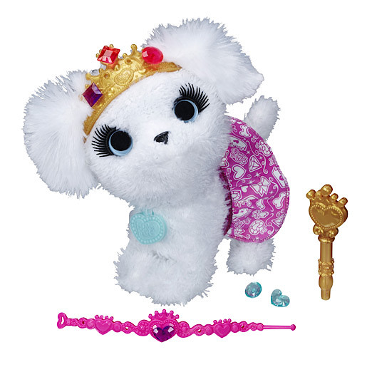FurReal Friends Pets With Style  Design N Style Princess Puppy