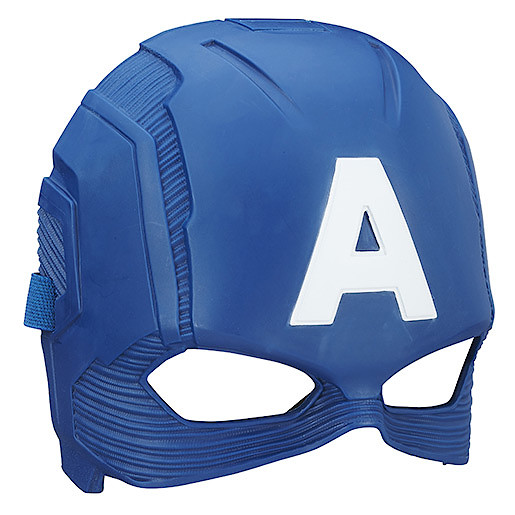 Image of Captain America: Civil War Role Play Mask - Captain America