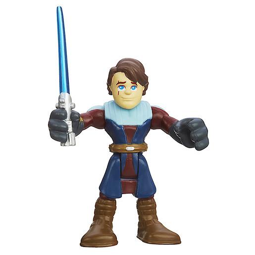 Playskool Heroes Star Wars Jedi Force Figure  Anakin Skywalker