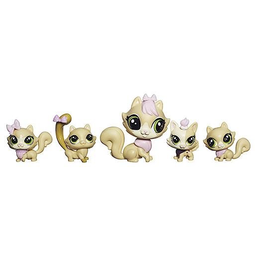 Littlest Pet Shop Mini Pet Pack  Cane Family