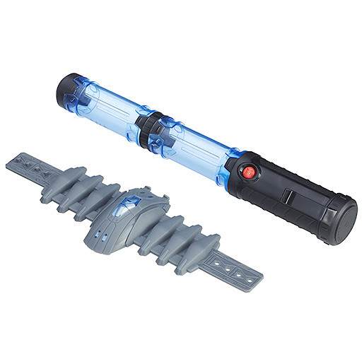 Marvel Avengers Mission Gear Black Widow Gauntlet And Stun Baton
