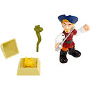 Disney Jake and the Never Land Pirates Buccaneer Battling Action Figure - Flynn