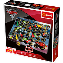 Trefl Disney Pixar Cars 3 Snakes and Ladders Game