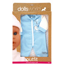 Dolls World Outfit - Little Sheep Baby Grow